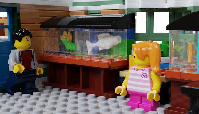 Bricks & Blooms - Aquatics