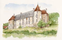 Giry, Nièvre, France - Photo of Montenoison