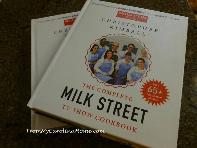 Milk Street Cookbook at FromMyCarolinaHome.com