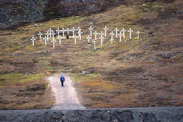 Longyearbyen_Gruve_1_cemetery