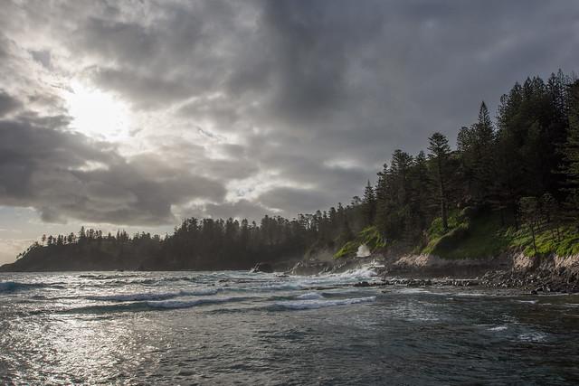 Sydney Bay, Norfolk Island, Nikon D7200, Sigma 10-20mm F3.5 EX DC HSM