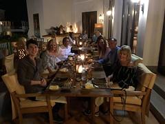 The last supper, Sharm El-Sheikh