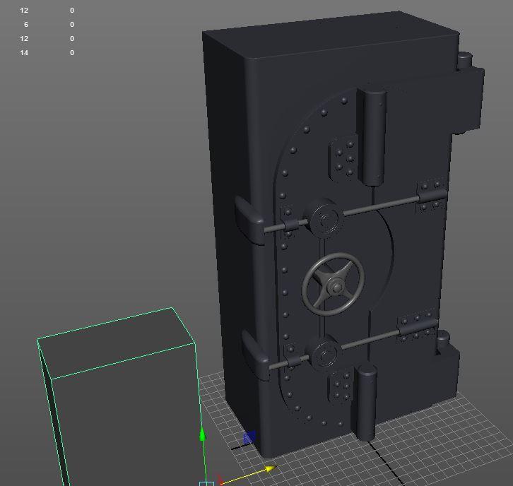1/6 Scale 89 Batman Armory Custom (3D Print) 44975699745_9988baecf0_o