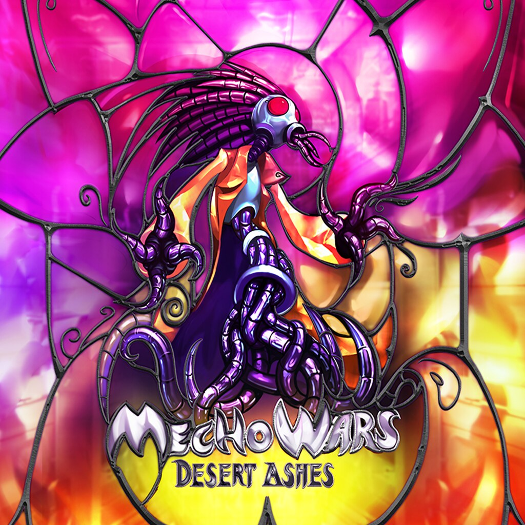 Mecho Wars: Desert Ashes