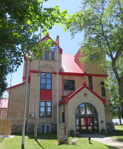 Florence County Courthouse (Florence, Wisconsin)