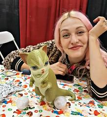 Mab Graves Dino Kitties and Beyond