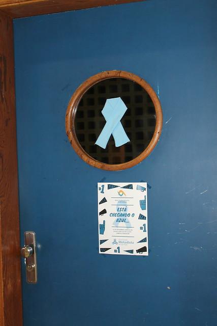 Novembro Azul, ação do Projeto Bumerangue
