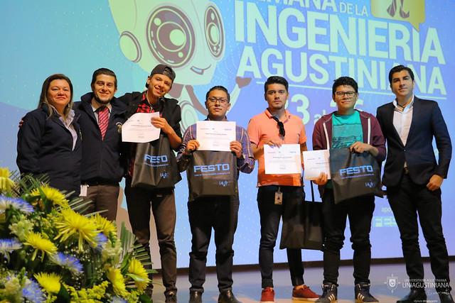 Premiación Semana de la Ingeniería