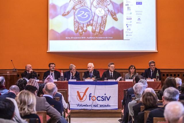 25esimo Premio Volontariato FOCSIV