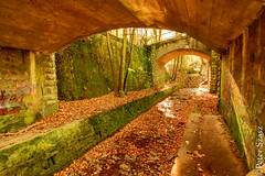Fall's tunnel