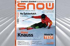 SNOW 114 - prosinec-leden 2018/19: World Ski Test, Špicberky