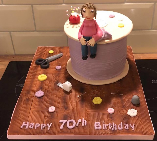 Cake by Briony's Bespoke Bakes