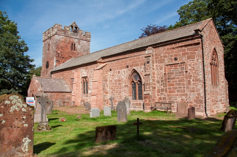 St Michael, Kirkby Thore, Cumbria