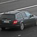 Mercedes-Benz C-class S204 - Lippe District, North Rhine-Westphalia, Germany