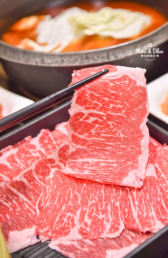 台中壽喜燒 吃到飽 北澤 和牛 公益路08