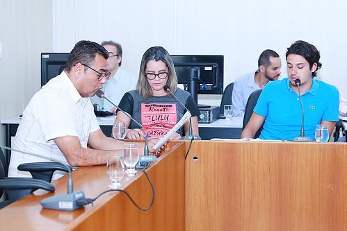 8ª Reunião Ad Referendum - Comissão de Legislação e Justiça