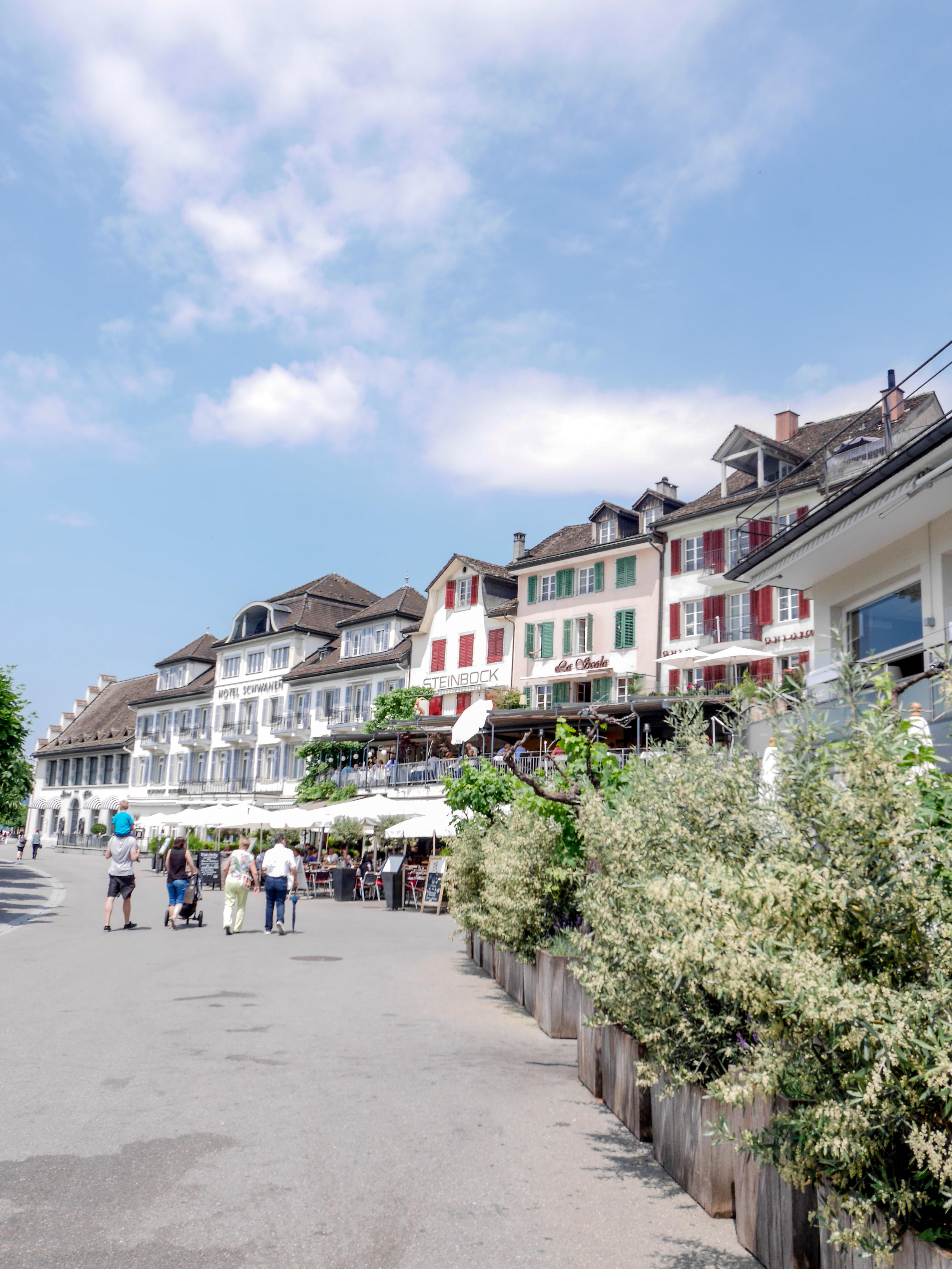 Kokemuksia Sveitsi
