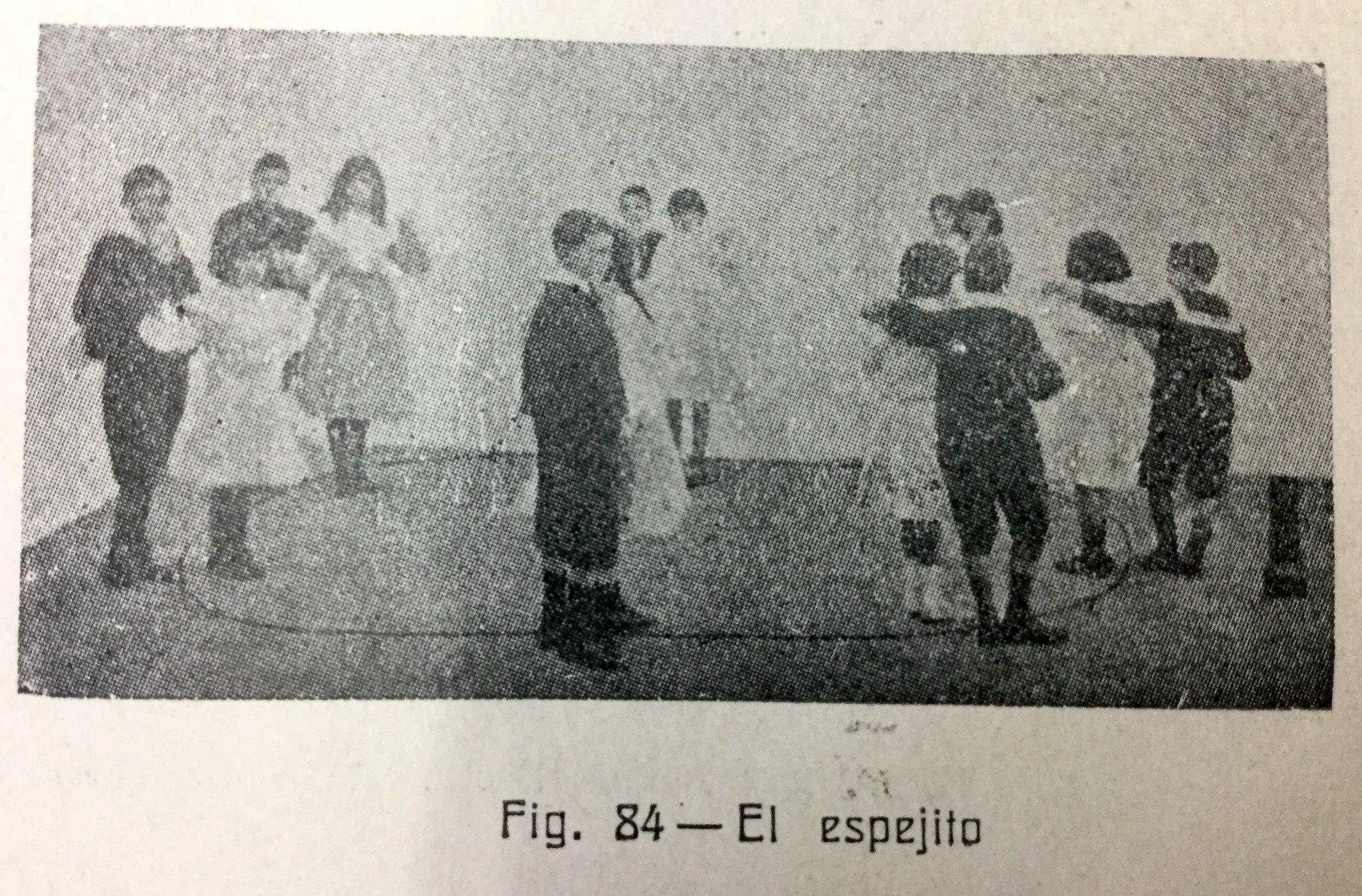 Imágenes históricas del pericón – Tesis Analía Fontán