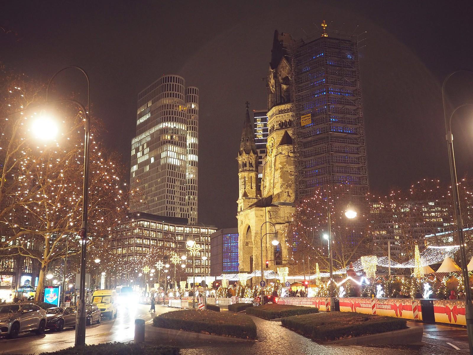 Breitscheidplatz christmasmarket berlin