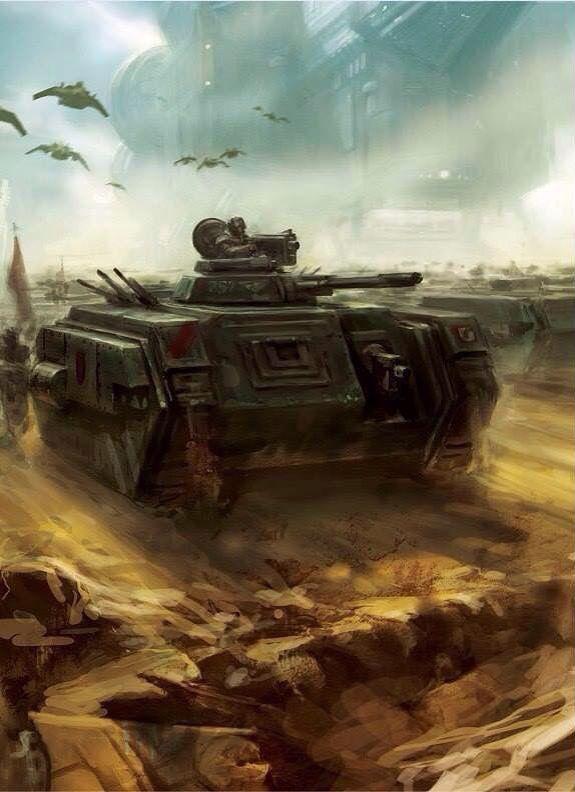 [Crazy Orc, 22.12.18] Astra Militarum vs Squats (4000pts)  45510837855_5325d2a577_o