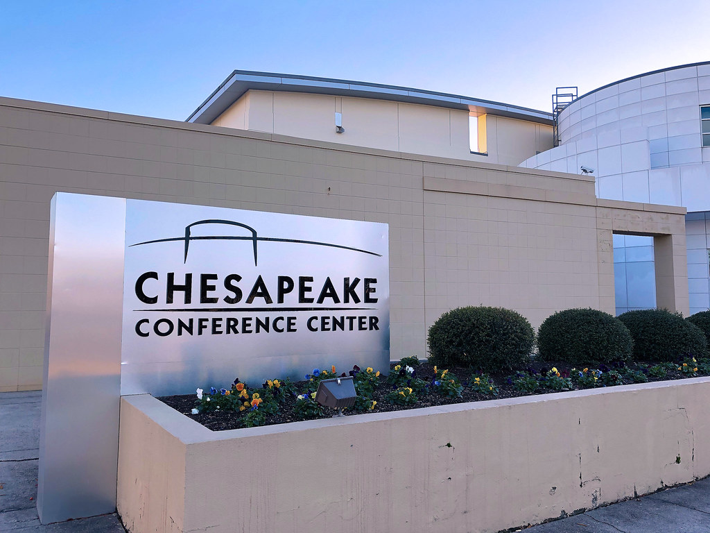 Chesapeake Conference Center Front