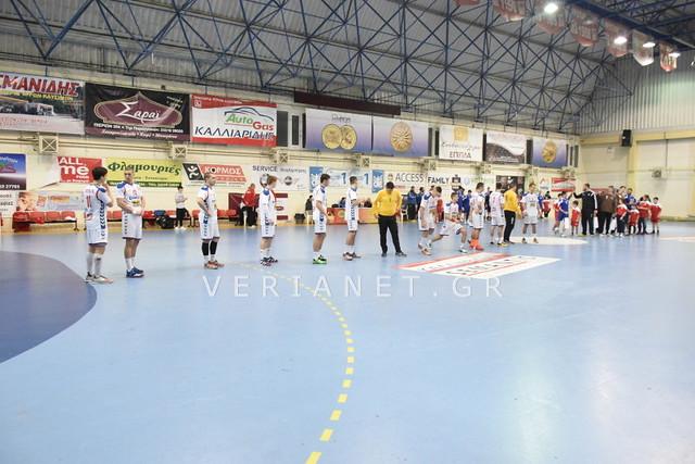 Βέροια: Έπαθε, έμαθε, κέρδισε – Η Εθνική Εφήβων 27-26 στο δεύτερο φιλικό την Εθνική Σερβίας