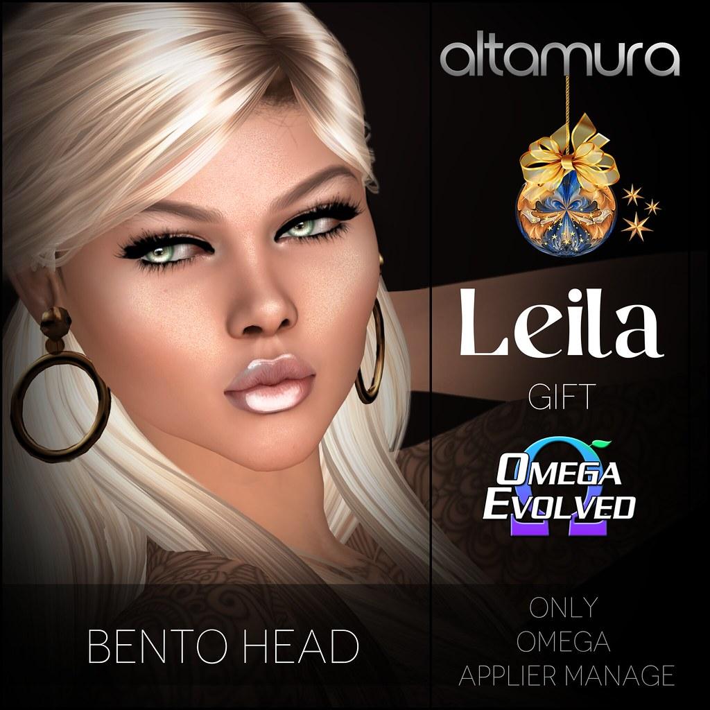 LEILA GIFT - TeleportHub.com Live!