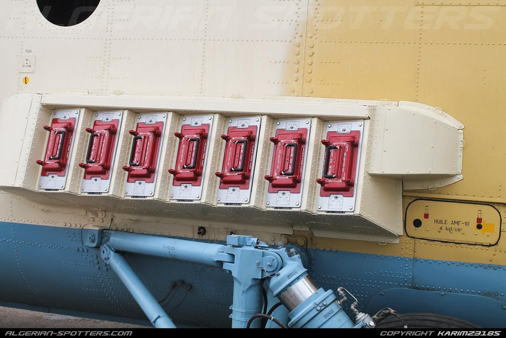 صور المروحيات الجزائرية  MI-26T2 - صفحة 22 45845131202_820c9a3b1d_b