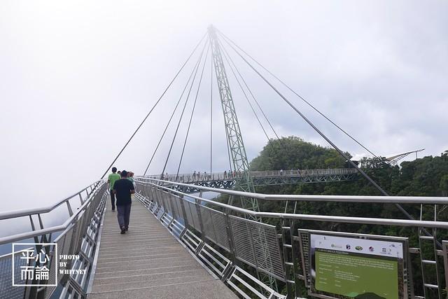 東方村空中纜車、天空之橋 (24)