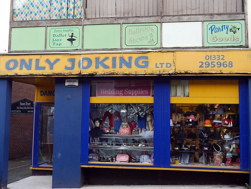 Only Joking Ltd.