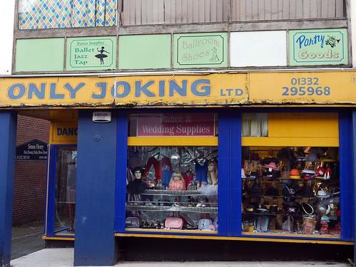 Only Joking Ltd.