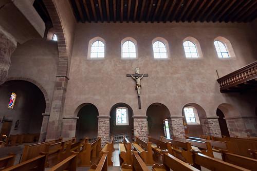 Abbatiale St Trophime 2 (Eschau, France)-109