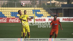 Villarreal CF C 4-1 Vilamarxant CF (25/11/2018), Jorge Sastriques