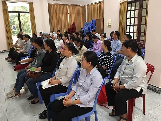 Caritas TGP Sài Gòn Họp Lễ Hội Giáng Sinh 2019
