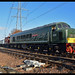 No D123 18th Nov 2018 Great Central Railway Last Hurrah Gala