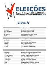 Orgãos Sociais  CSA Bienio 2019-2020-page-001