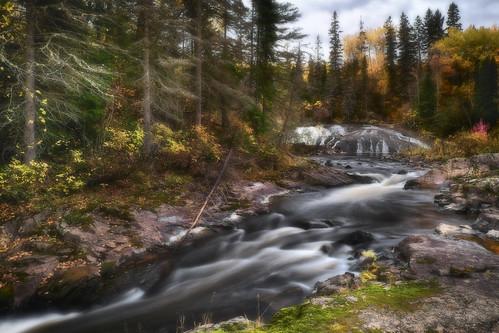 Couleurs d'automne le long de la rivière- Du-Moulin (5)