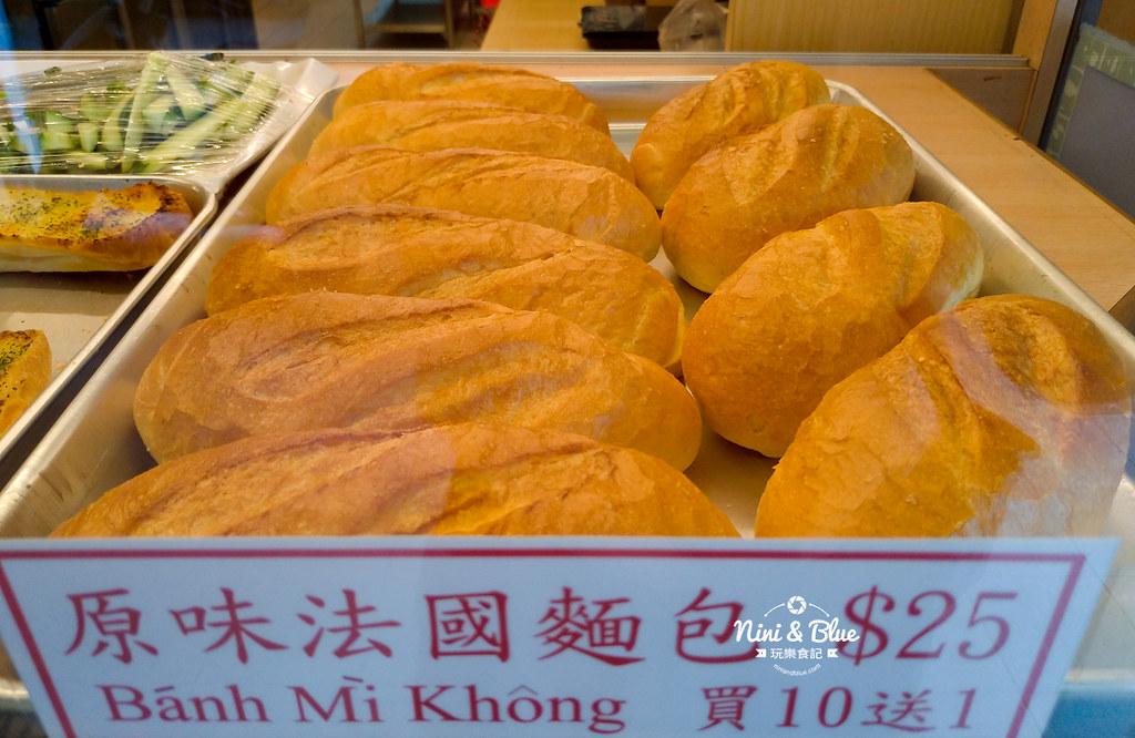 越南法國麵包工藝.第二市場11