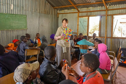 OCMC News - Volunteer Your Talents in Africa this Year!