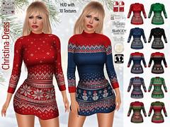 Maci ~ Christina Dress