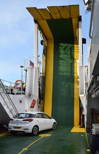 MV Lochnevis Ramp