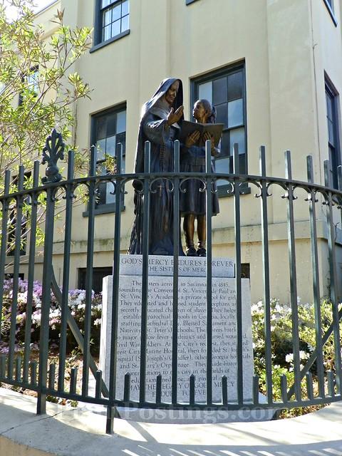 st. vincent statue