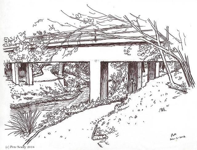 arboretum bridge uc davis