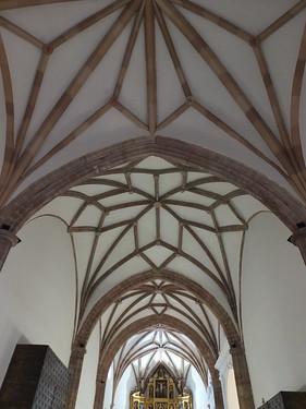 Iglesia de Santa Catalina - Bóvedas