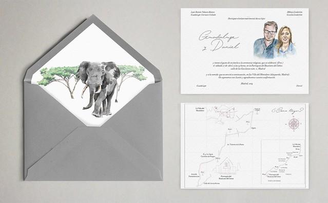Guada Y daniel - elefante - mapa