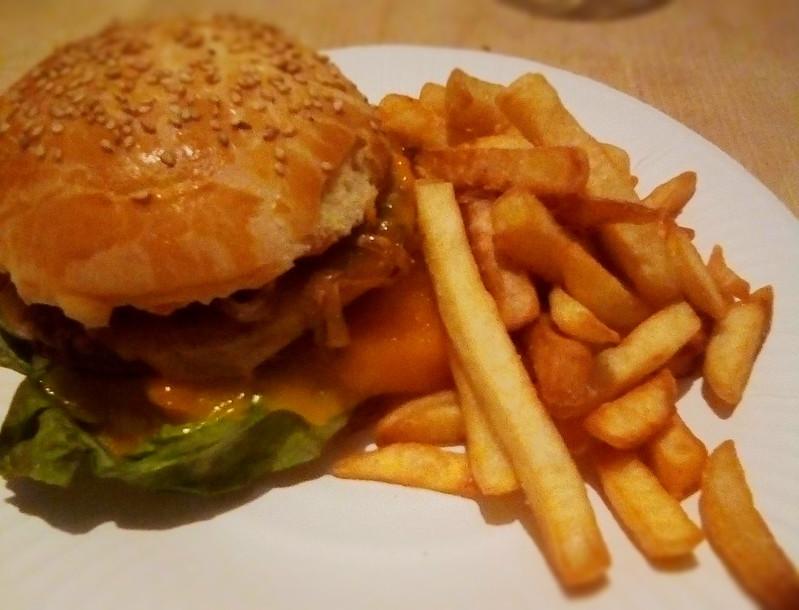 végéburger