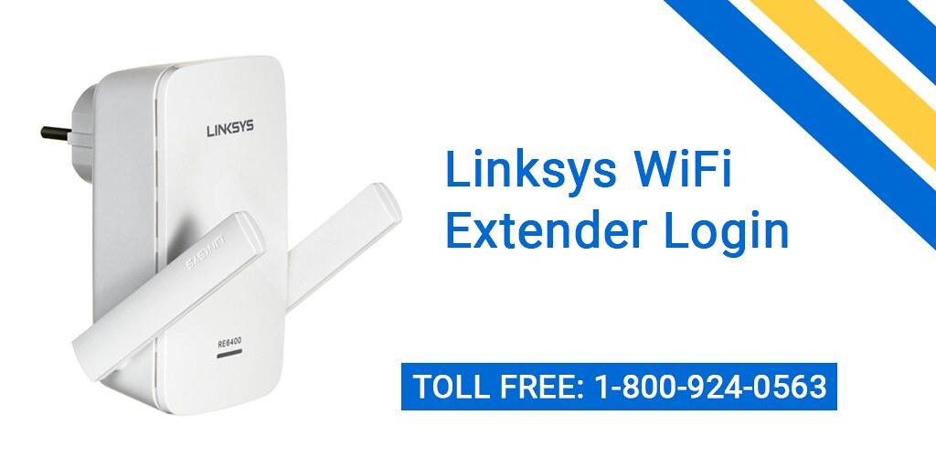 Linksys WiFi Extender Login