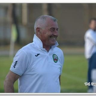 Tommaso Narraccio, l'allenatore della Polimnia