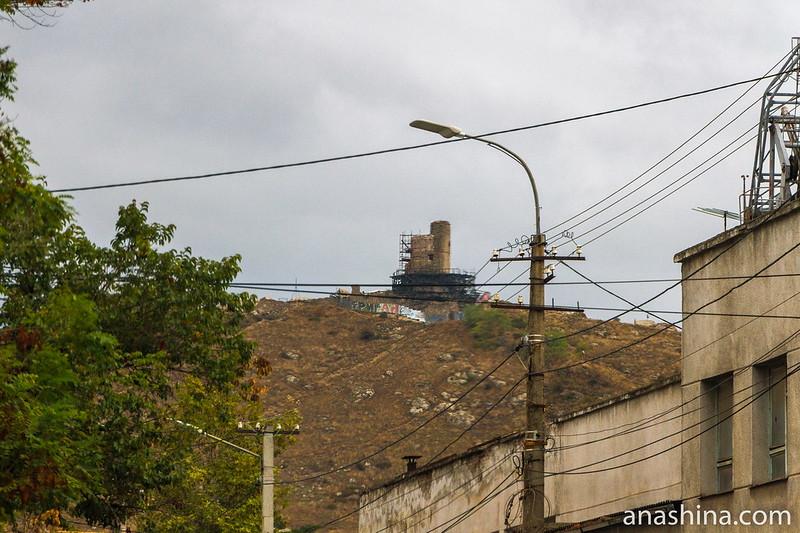 Крепостная гора, Балаклава, Крым