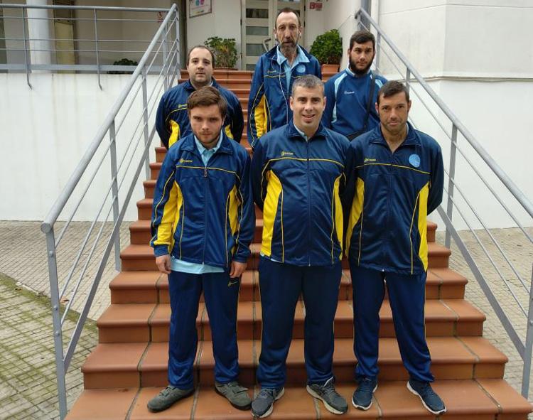 Participación de Apadis Algeciras y Punta Europa en el Campeonato de España de Fútbol Sala